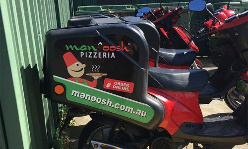 Manoosh Delivery Area Expanding