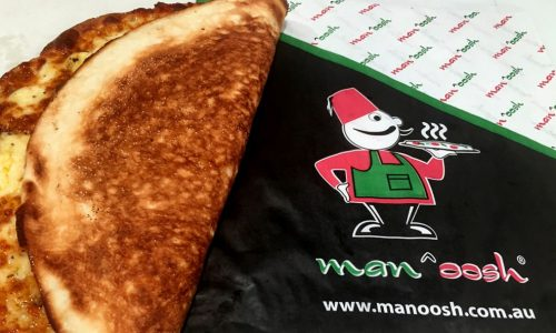 Manoosh's Lebanese Pizzas go Back to the Old School
