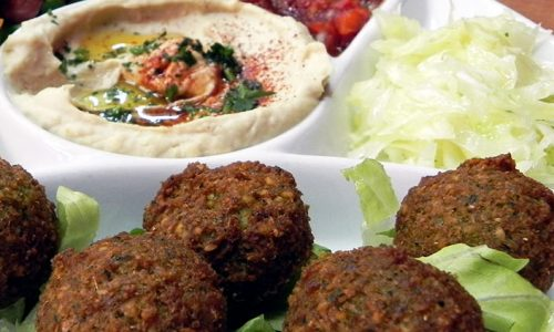 Have you Fallen for Falafel?
