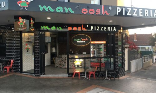 New Manoosh Restaurant Opening In Marrickville