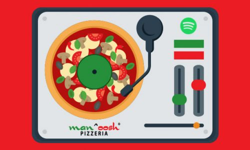 The Ultimate Spotify Playlist of Pizza Tunes