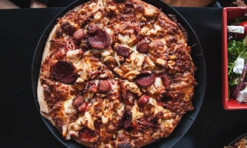 $35 for 3 Large Pizzas, Pickup or Delivery.